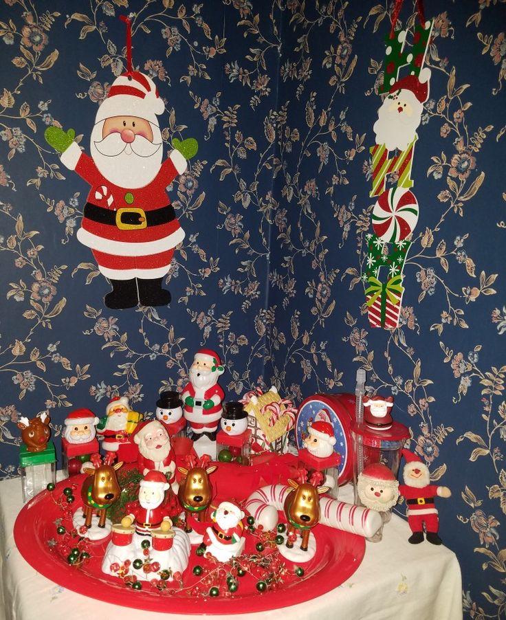 Pin by Shirley Burton McClaran on SANTA CLAUS Christmas