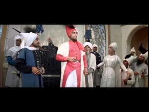 "Сказка ""Волшебная лампа Алладина"" - "" V Bagdade vse spokojno,spokojno,spokojno..."" ...Enjoy :))))"