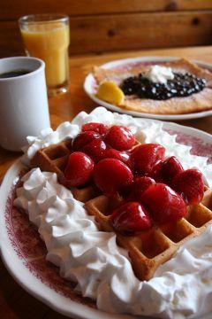 Heidi's Pancake House, South Lake Tahoe!