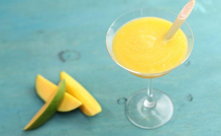 Organic Mango & Lemongrass Frozen Daiquiri - Abel & Cole