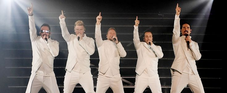 17 Very Real Things That Happen at a Backstreet Boys Concert in Las Vegas