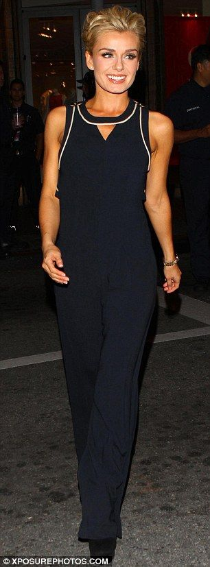 Not normally a jumpsuit fan, but can't help but love this