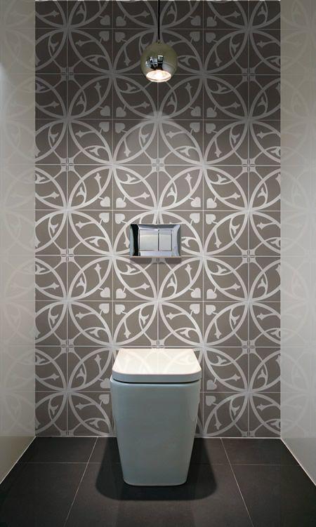 C712-10 bathroom splashback tile
