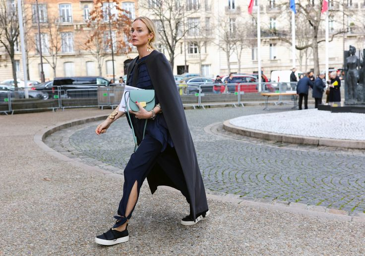 Petra Winter - Madame Editor in Chief shot by Phil Oh Shoots / Best of Paris Street Style