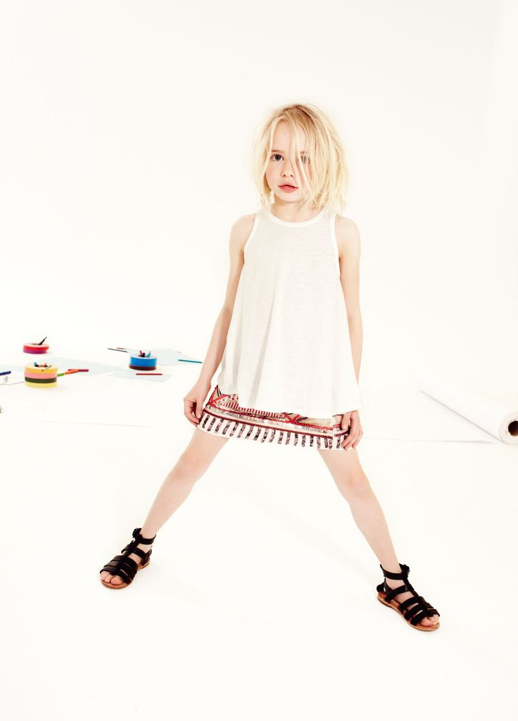 Zara Kids - April