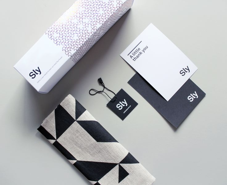 Our new branding and packaging. Sly Australia. onthesly.com.au