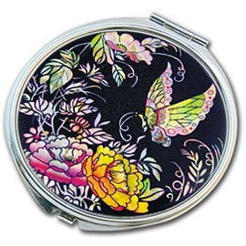 Mother of Pearl Butterfly Design  Makeup by MotherOfPearlShop, $15.50