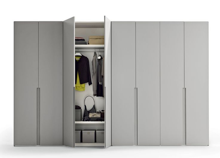 Unika Bedroom Wardrobe | Novamobili | Sliding Door Wardrobes