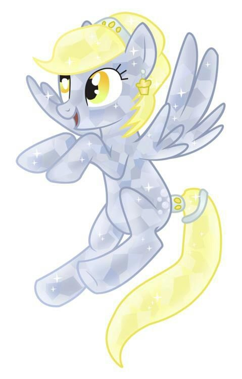 Crystal Derpy - Someone show me the link to the MLP website wherever it is. Let's bring Derpy Hooves back in all her glory! `O` (battle cry) DERPY! DERPY! DERPY! DERPYYYYYYYYYYYYYYYYYYYYYYYYY!