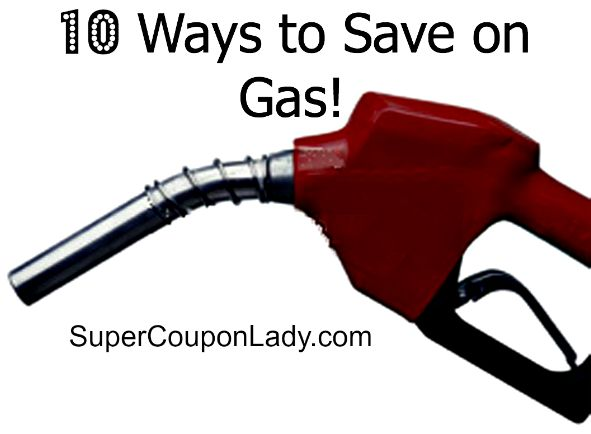 10 Ways to Save on Gas