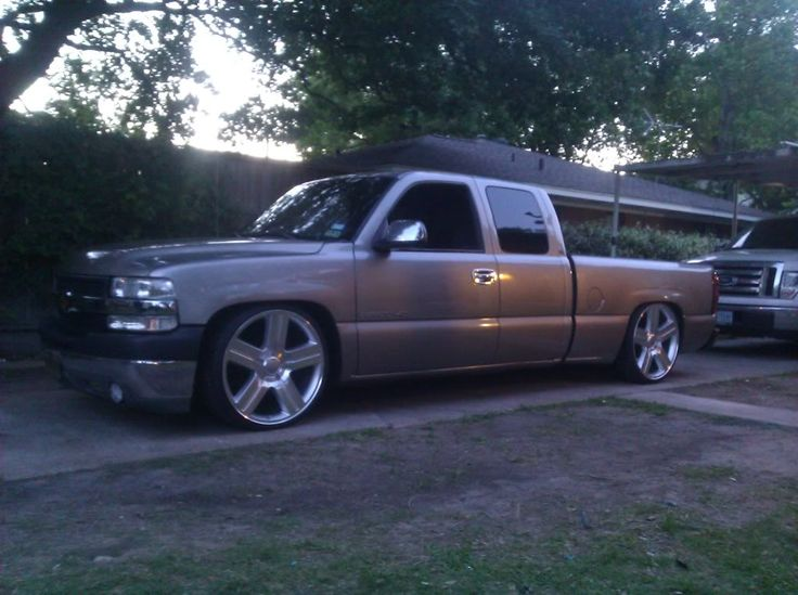 "Custom Gmc Trucks >> 24"" Texas Edition 