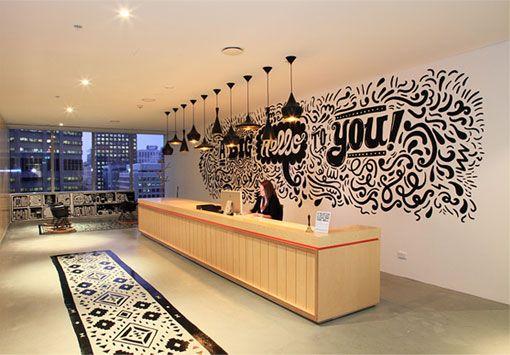 Australian agency The Furnace. Designed by Rudi de Wet.