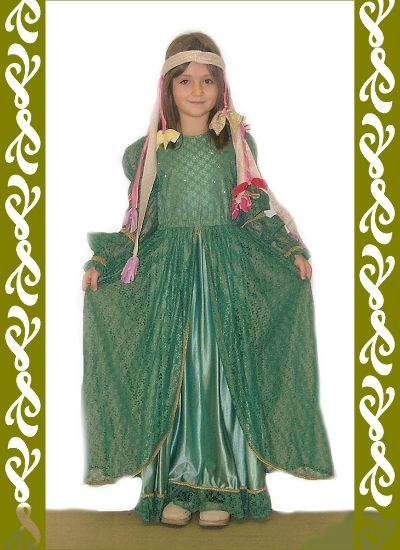 kostým Rusalka, půjčovna Ladana