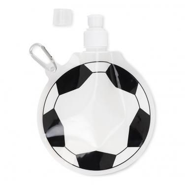 Promotional Folding Football Drinks Bottle :: Promotional Footballs :: Promo-Brand Promotional Merchandise :: Promotional Branded Merchandise Promotional Products l Promotional Items l Corporate Branding l Promotional Branded Merchandise Promotional Branded Products London