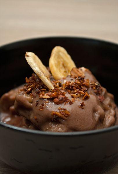 Schokoladiges Bananeneis – inthemood4food