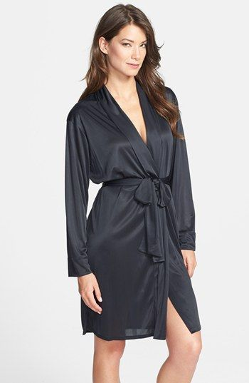 Natori 'Aphrodite' Short Robe available at #Nordstrom