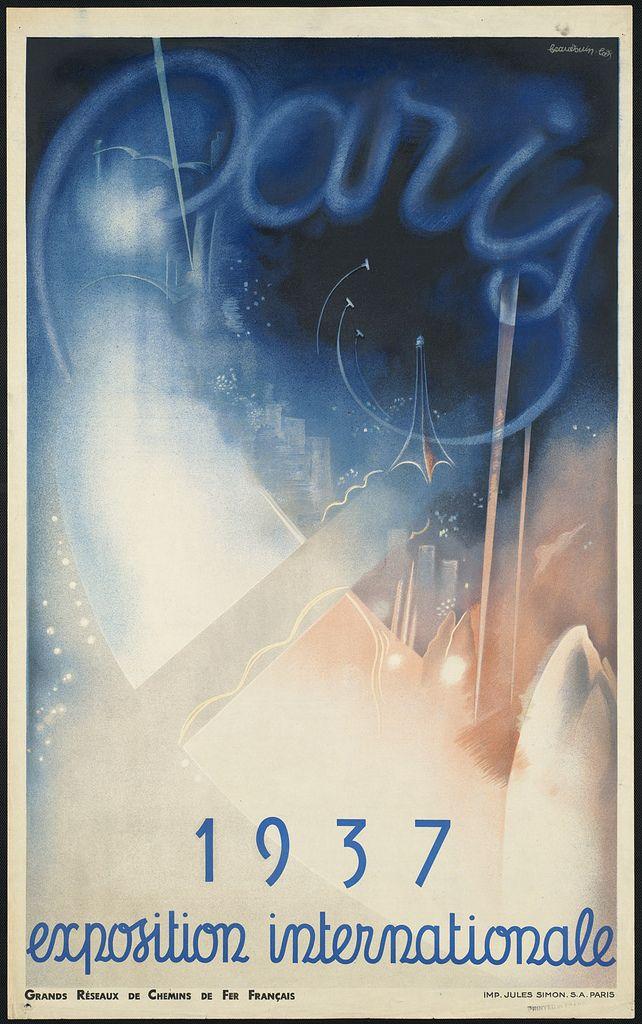 Paris. 1937 exposition internationale