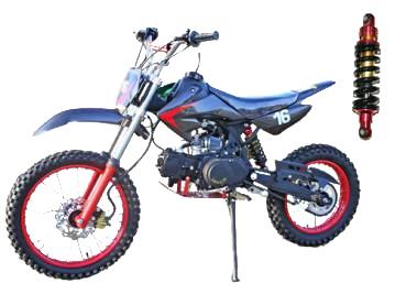 NXD12 XL Carbon ein richtig feines Dirtbike. Ideal für Anfänger im Gelände!