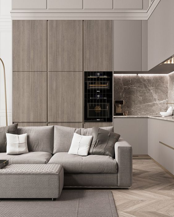 Natura Wohndesign: Pin By REHAU Surface Solutions On Natural Kitchens In 2019