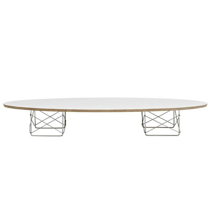 SURFBOARD COFFEE TABLE IN BLACK