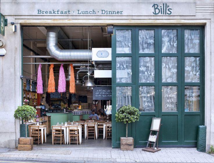 Brighton Restaurant | Bill's - Breakfast to Bedtime