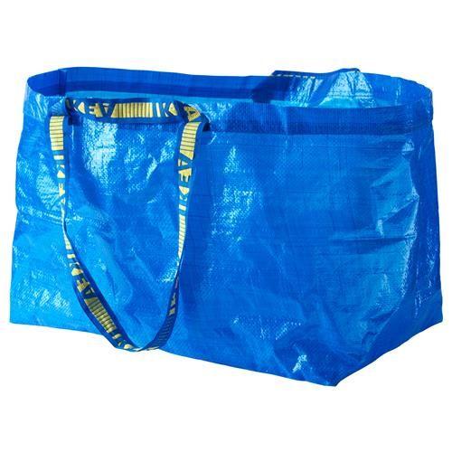 0.99 FRAKTA Τσάντα μεταφοράς, μεγάλο μέγεθος - IKEA