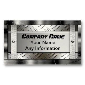 16 best metal business cards images on pinterest business card metal business cards colourmoves