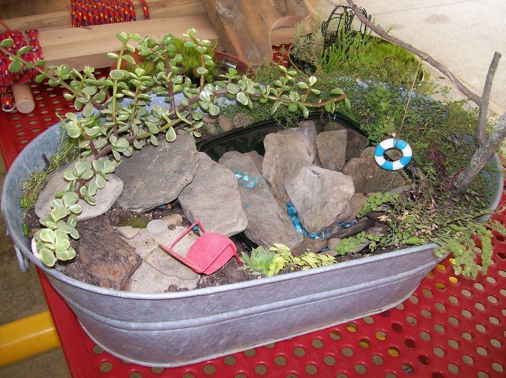 Best 25 Large Fairy Garden Ideas On Pinterest: 25+ Best