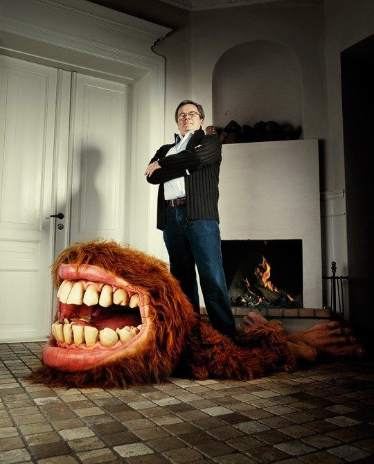Monster Rugs, Rugs With Teeth, And Bearskin Rugs Made Of Anything But  Bearskin,