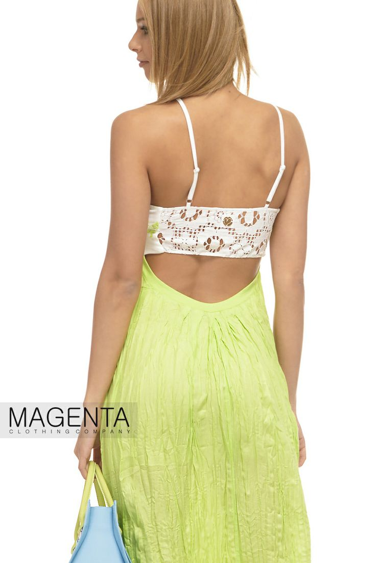 Must have dress of summer '14! #dress #magentafashion #lace #model #summer #musthave
