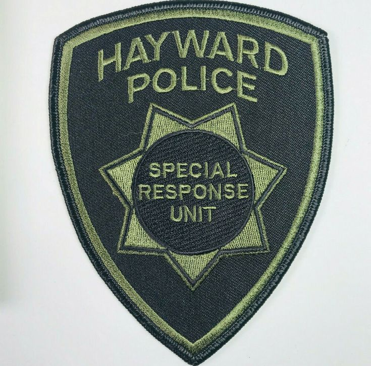 Hayward police special response unit swat alameda county