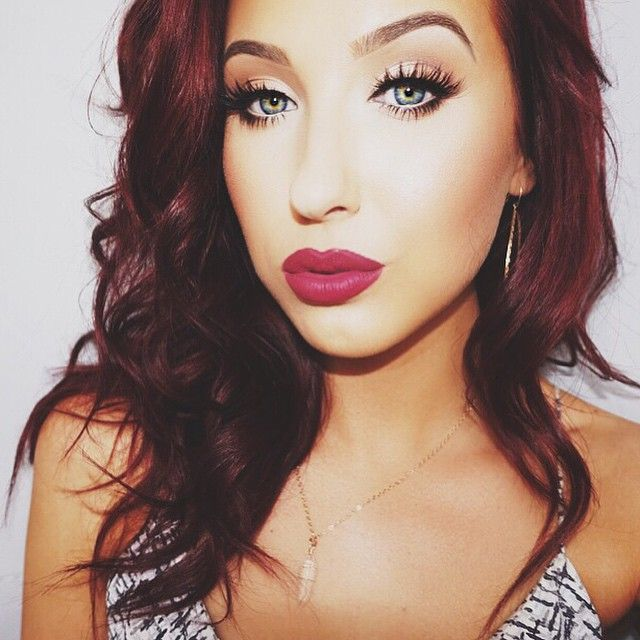 Kiss Makeup Designs: 17 Best Images About Jaclyn Hill On Pinterest