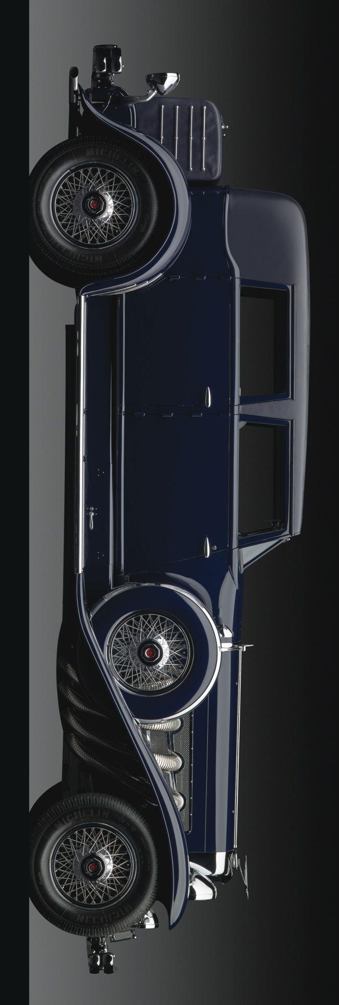 ** Duesenberg, Modell SJ Beverly, 1933   – Automobile