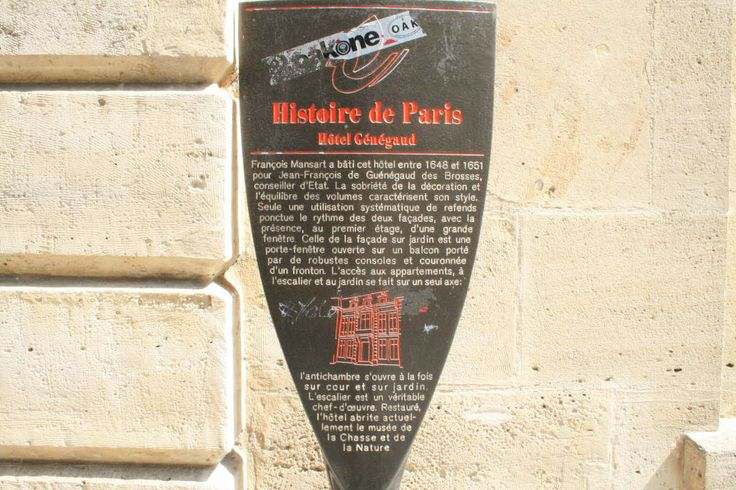 Hôtel de Génégaud