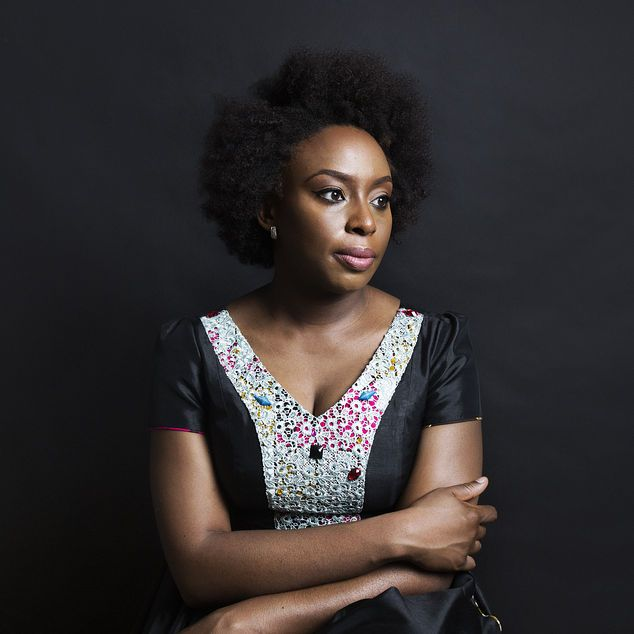 The best-selling author on the diversity of African writers and her life in Nigeria and the U.S.