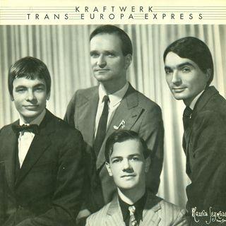 Kraftwerk - Trans Europe Express Cover