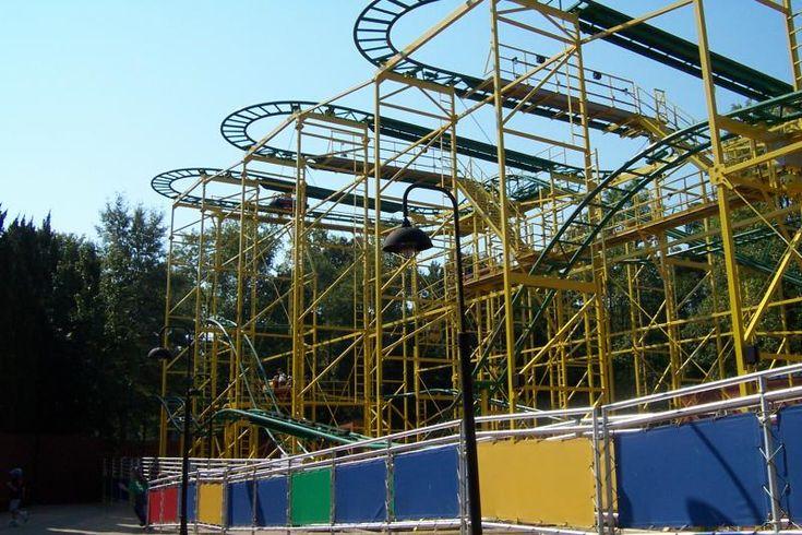 Wild Maus Busch Gardens Williamsburg Roller Coasters Pinterest Gardens