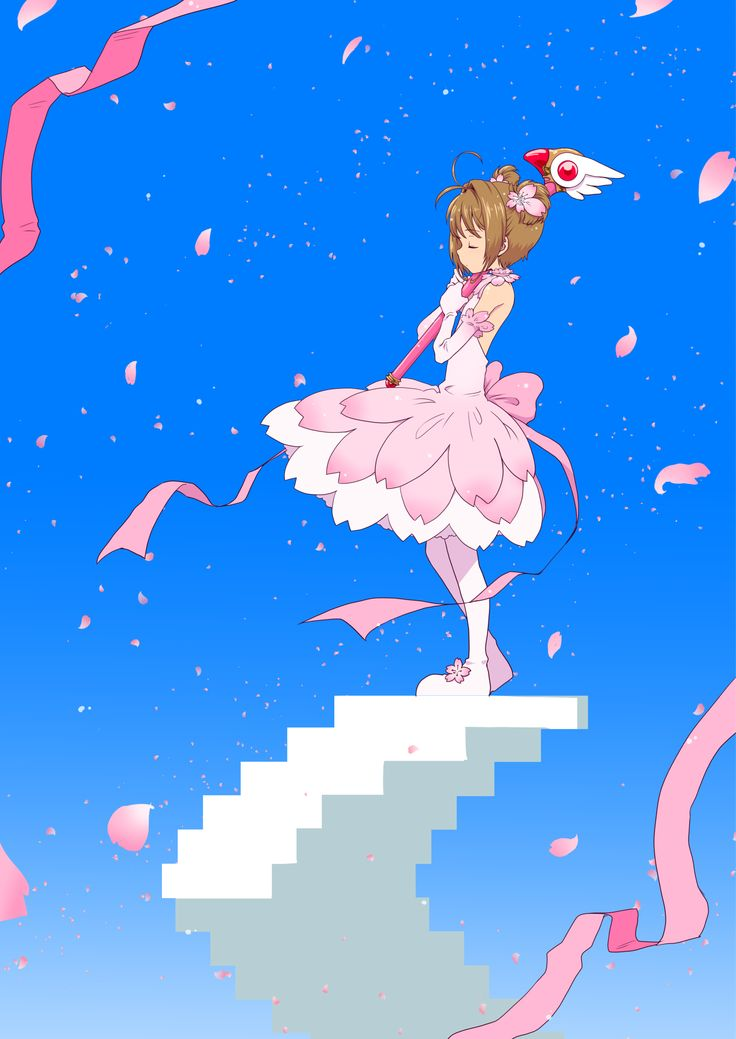3403 best magical girl boy images on pinterest magical - Cardcaptor sakura wallpaper ...