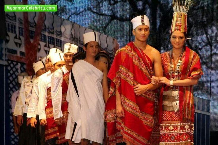 Chin Traditional Wedding Ceremony