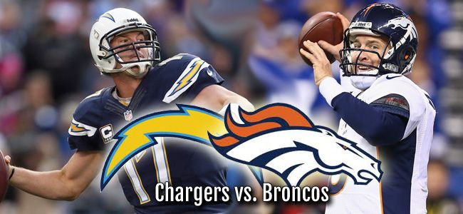 Denver Broncos Vs San Diego Chargers Watch Online