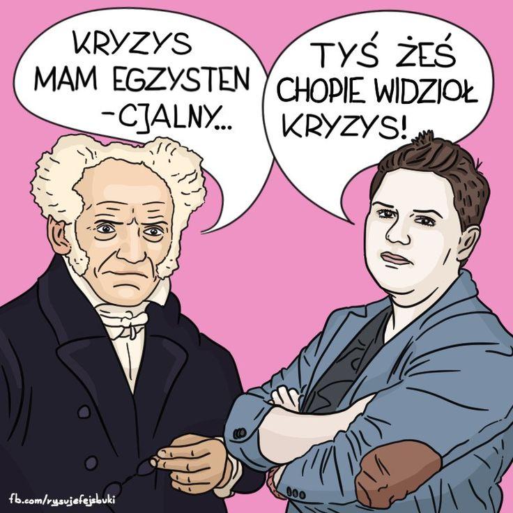 Schopenhauer z Gdańska vs. Czaplicka z Katowic