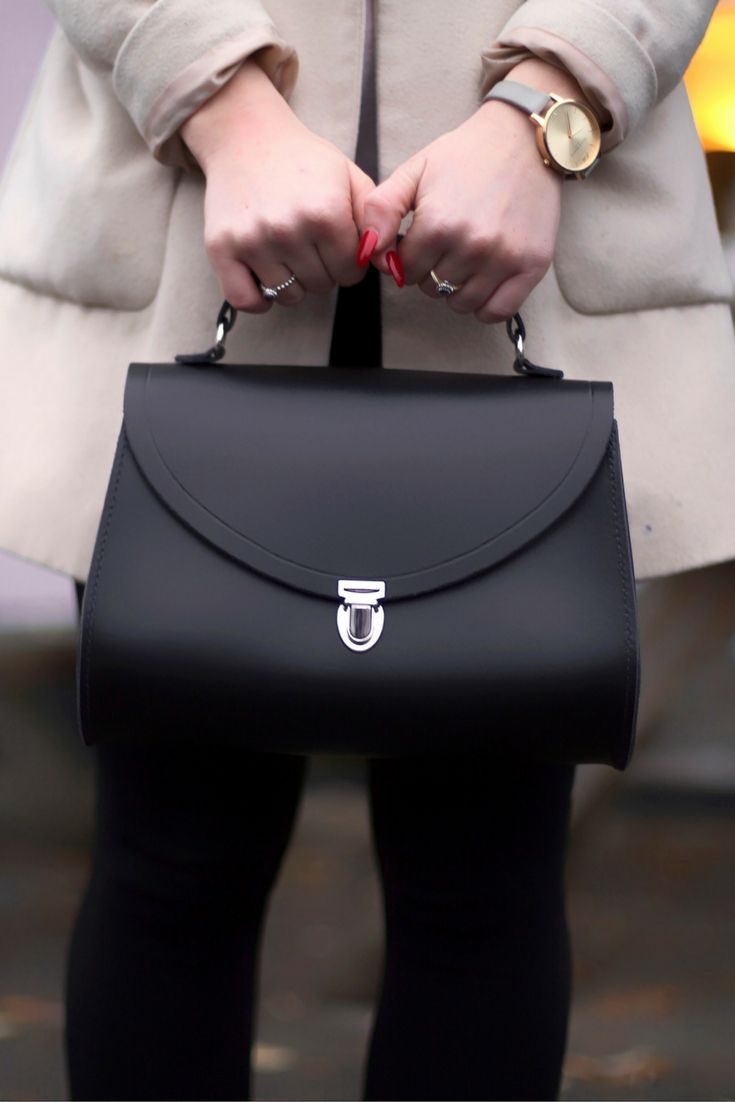 The Cambridge Satchel Company has nailed Autumn handbag goals