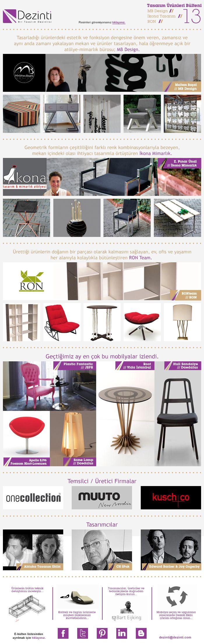 MB Design, İkona Design, Republic of Narcist www.dezinti.com http://bit.ly/1yfHIg9