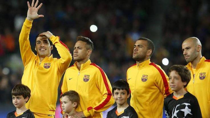 La Juve niega al Barça los fichajes de Alves y Mascherano