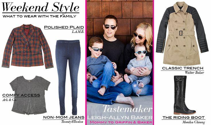 Leigh Allyn Baker's BURU Weekend Style Must-Haves! #shopburu