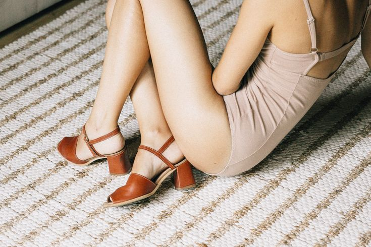 The Basic Bodysuit seen by Silvia Conde -   Shoes/About Arianne www.thenudelabel.com