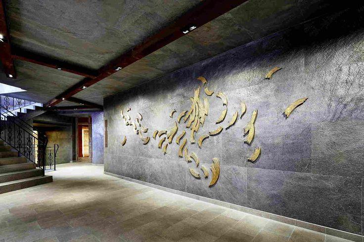 Искусство и горы в отеле Hinterhag