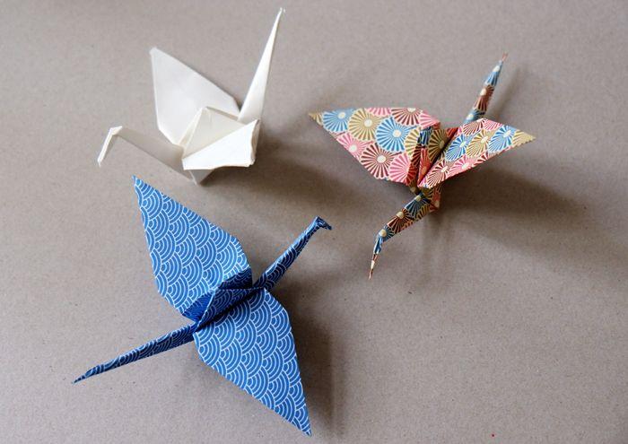 die besten 25 origami kraniche ideen auf pinterest. Black Bedroom Furniture Sets. Home Design Ideas
