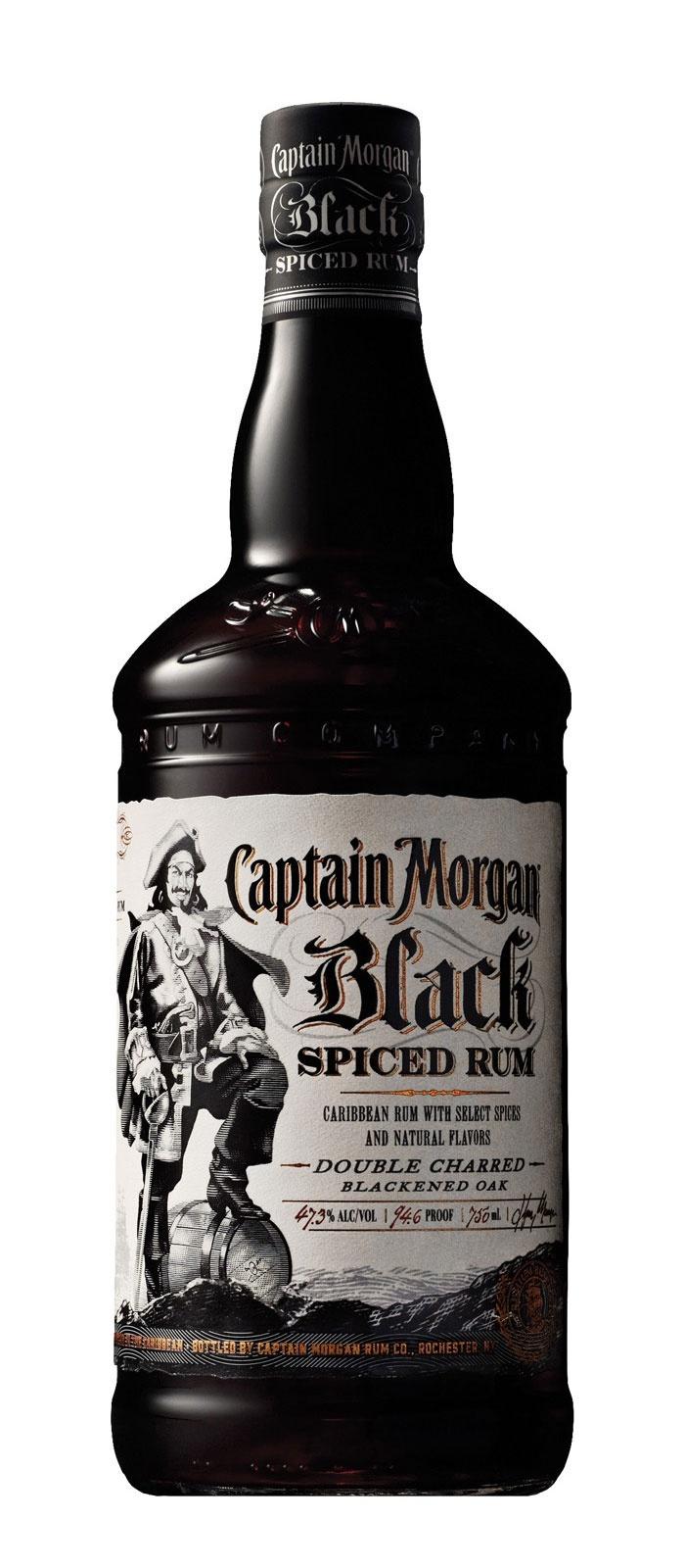 Captain Morgan Original BLack Spiced rum