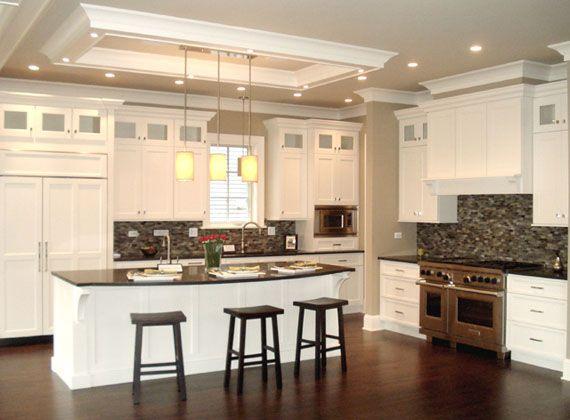 Kitchen Ideas White Cabinets Black Granite best 25+ dark granite ideas on pinterest | dark counters, black